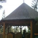 Sanierung mit Prefa Dachplatten vorher